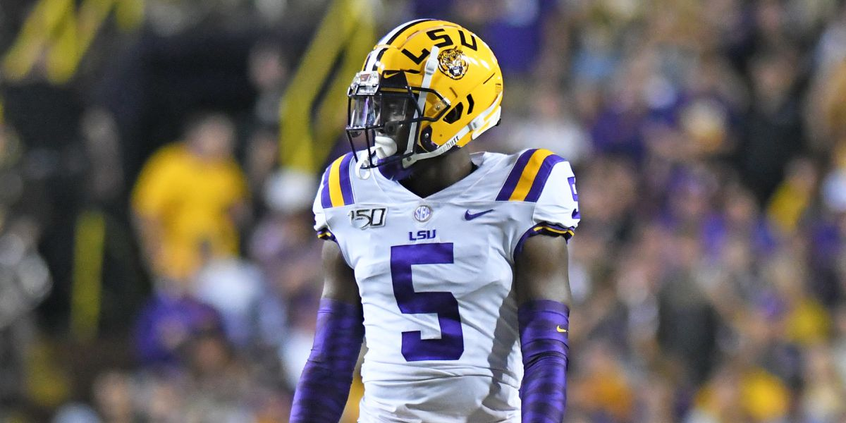 LSU DB Kary Vincent Jr. opts out for 2020 season