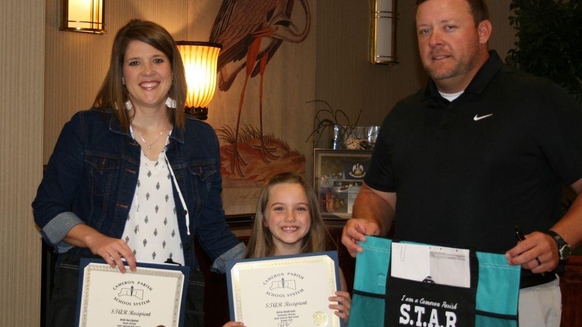 Cameron Parish School Board implements program to reward kindness
