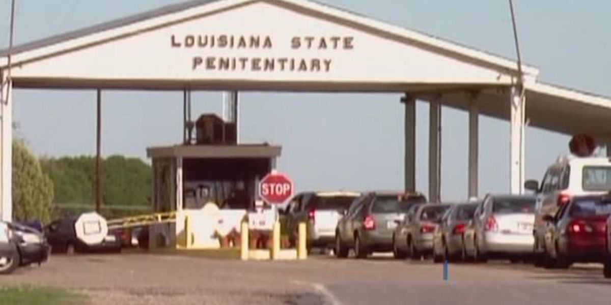 Corrections officers at Angola stop an attempted escape