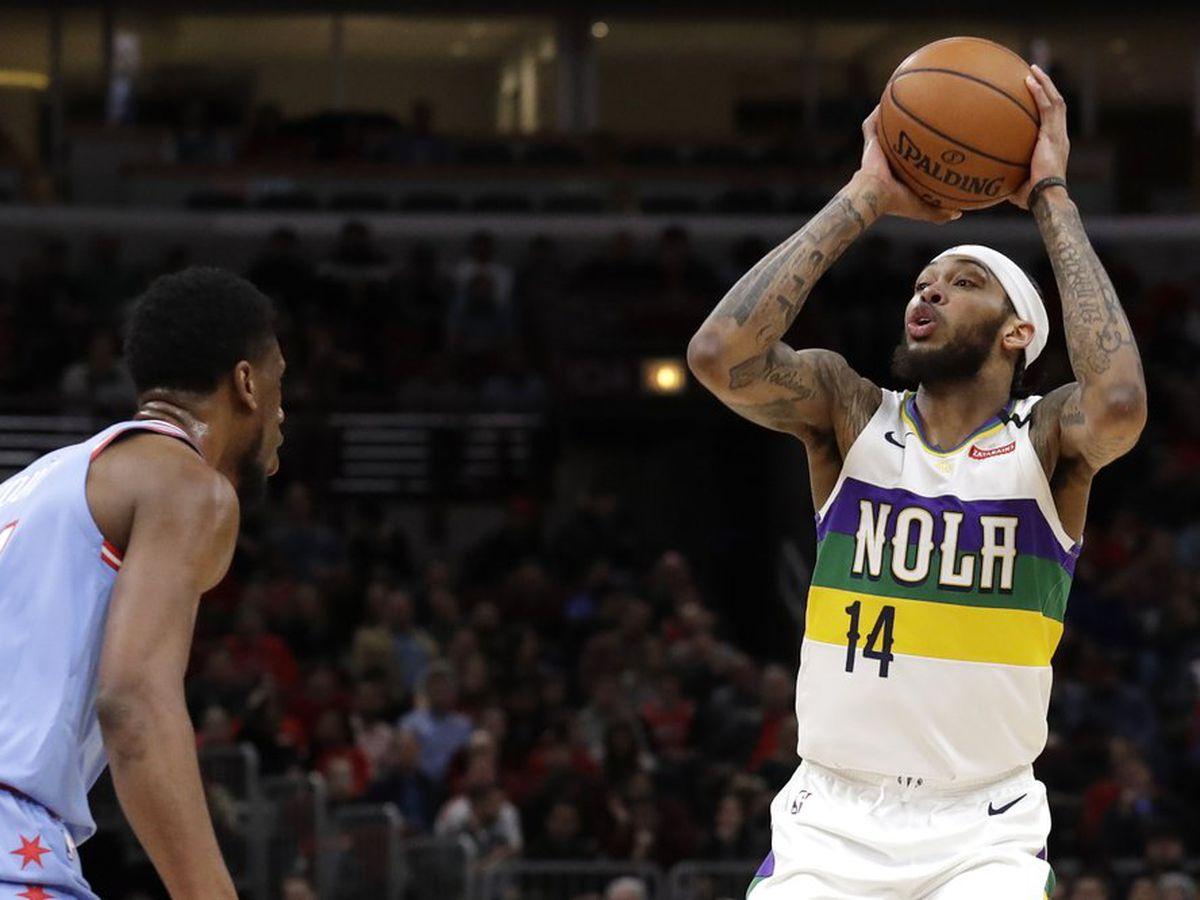 Zion scores 21, Pelicans hold off Bulls 125-119
