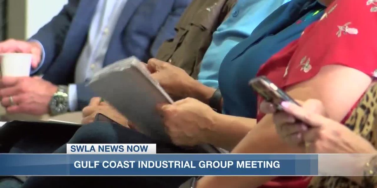 Gulf Coast Industrial Group held first meeting in over a year