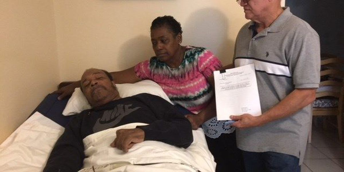 Veteran sues New Orleans VA Office saying his rights violated concerning benefits