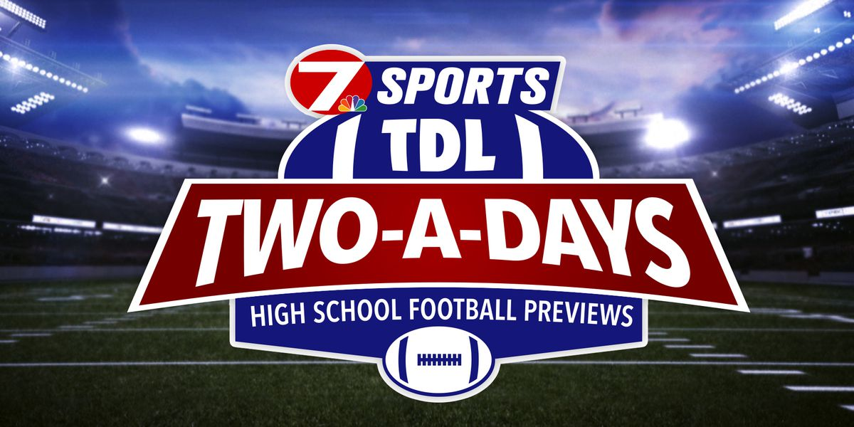 2019 TDL: Two-A-Days high school football previews schedule