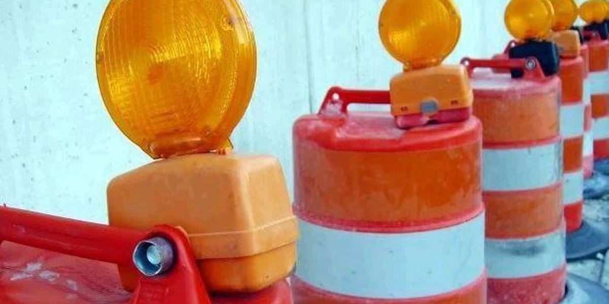 I-10 Westbound closure