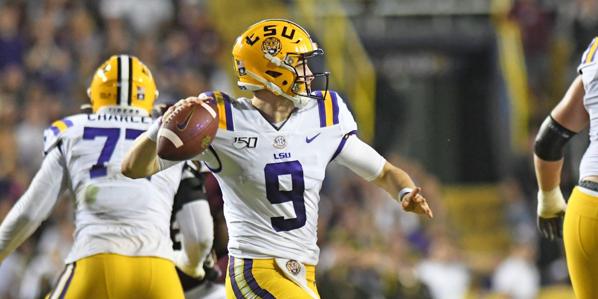 Hype surrounding Joe Burrow, Tigers reaches all-time high