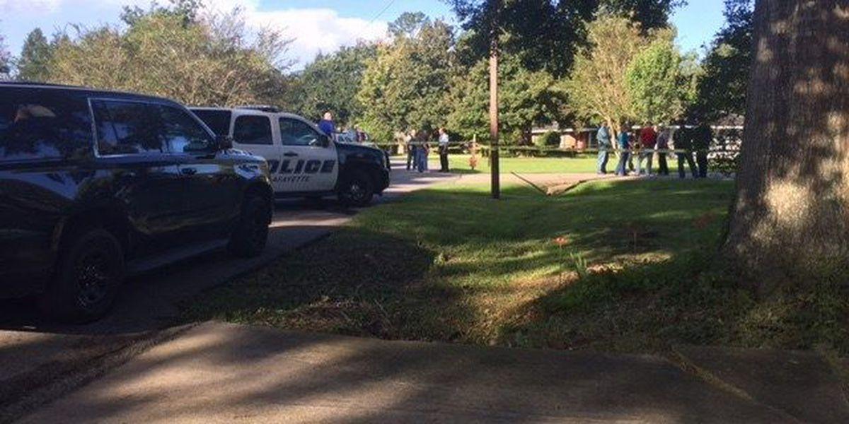 Texas homeowner fires gun at naked man who ran through his