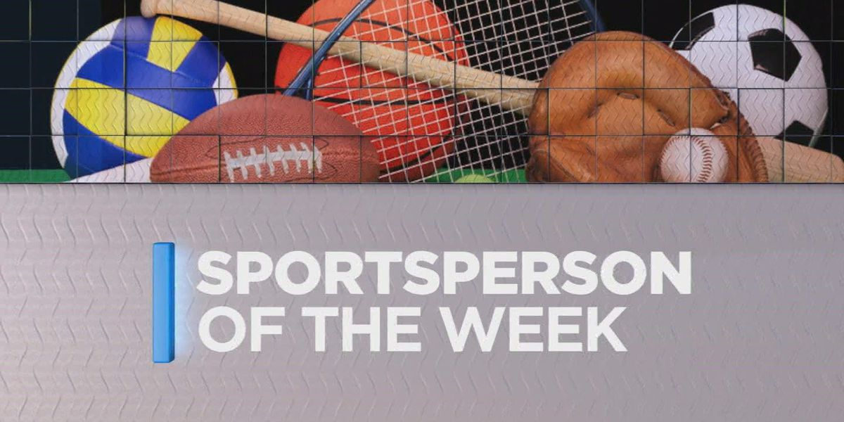 Sports Person of the Week - Anthony Johnson