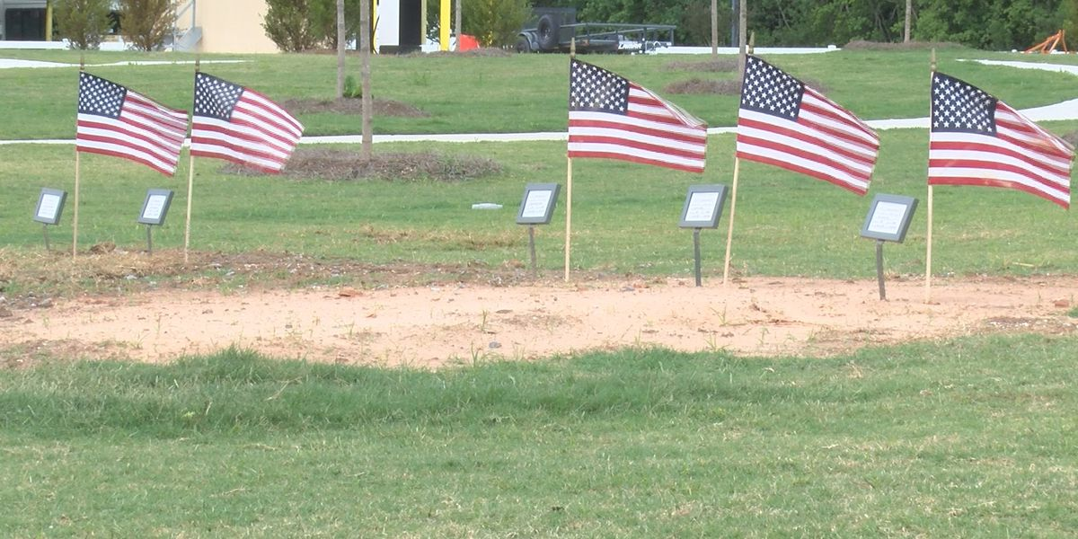 Southwest Louisiana Veterans Memorial Cemetery honors the fallen