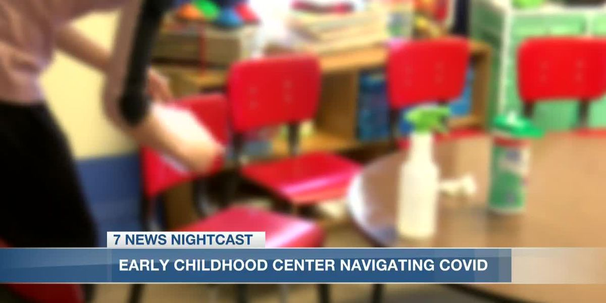 Local early childhood center on navigating the ongoing COVID-19 pandemic