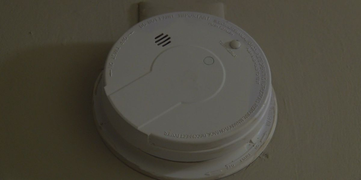 Daylight Saving Time is a great time to replace smoke detectors