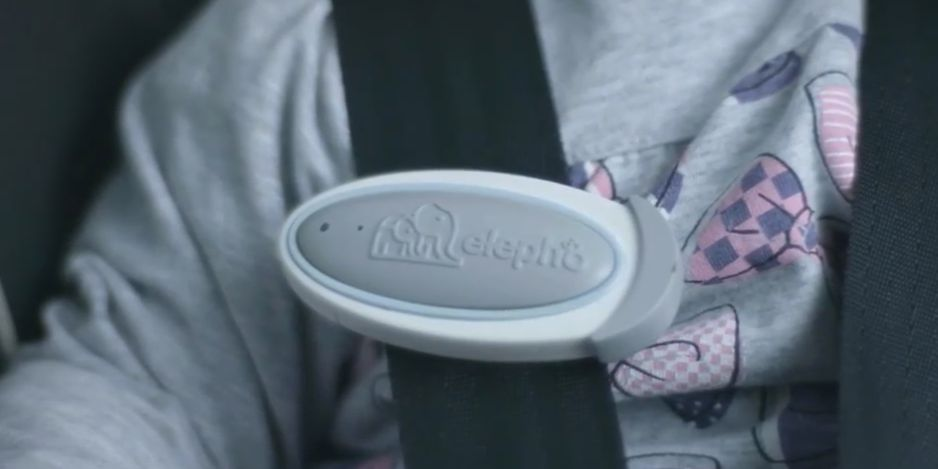 New device helps prevent infant hot car deaths