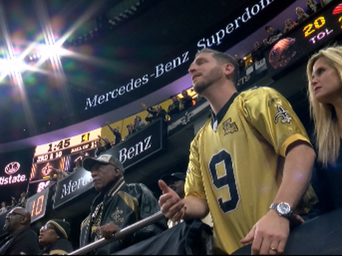 First eight rows of Superdome will be covered to protect from coronavirus