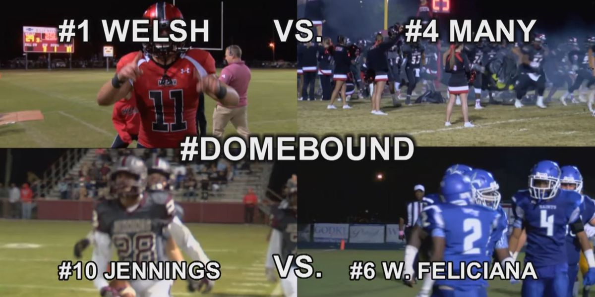 TDL SCORES AND HIGHLIGHTS: Welsh heading to the Dome