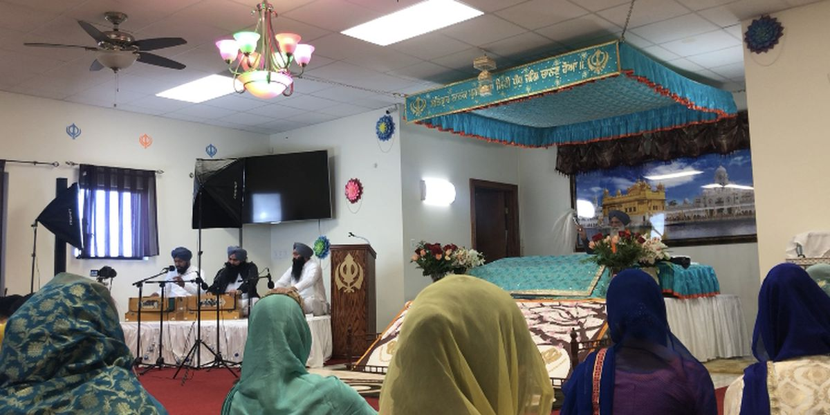 Sikhs in SWLA celebrate 550th birthday of Sikhism's founder