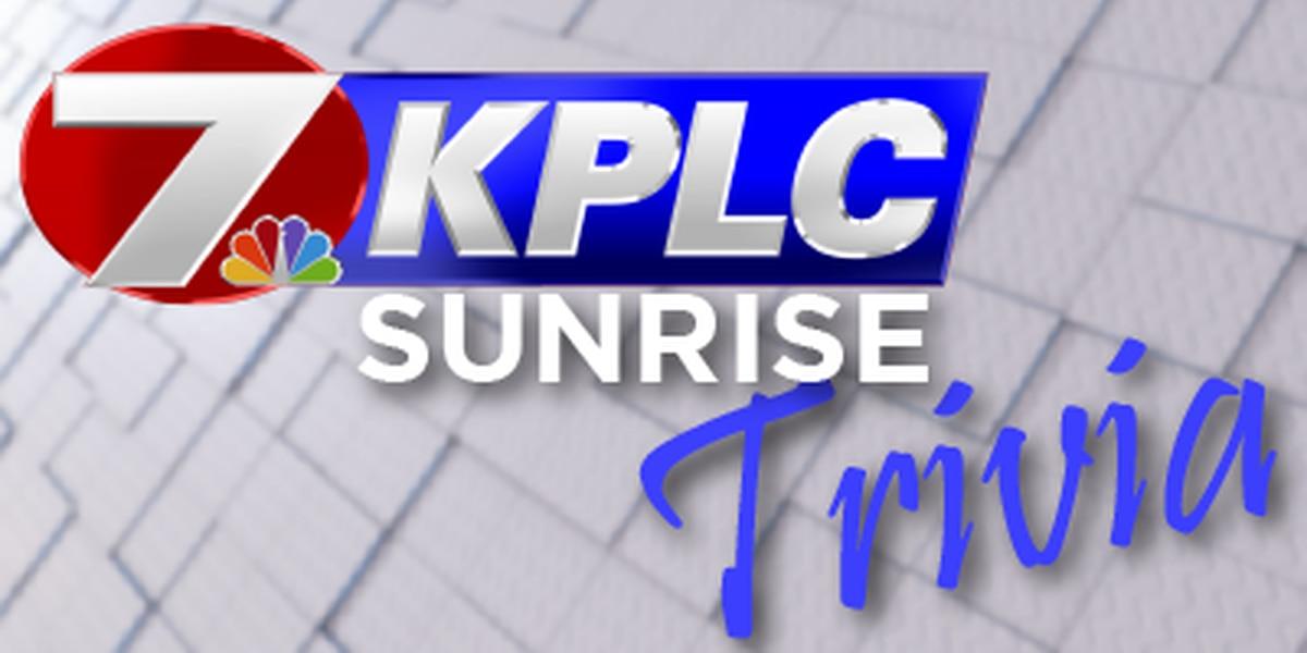 7News Sunrise Trivia