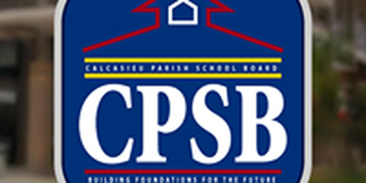 CPSB bond election coming up Saturday for areas of Lake Charles and Westlake