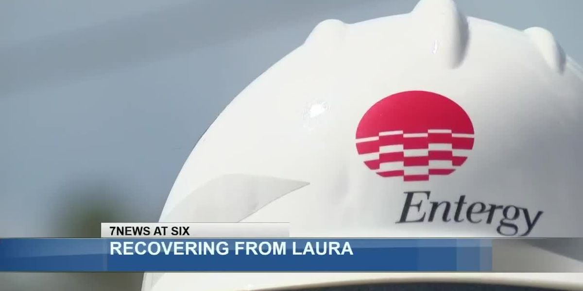 Entergy Louisiana: power restoration for Hurricane Laura largest in company's history