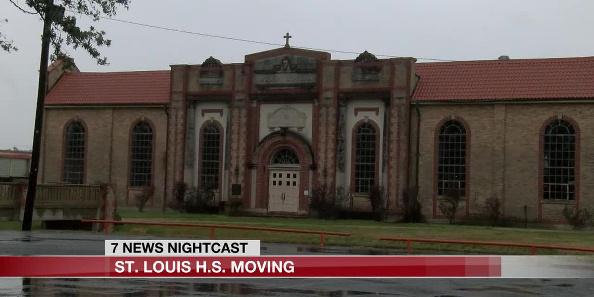 St Louis High relocating