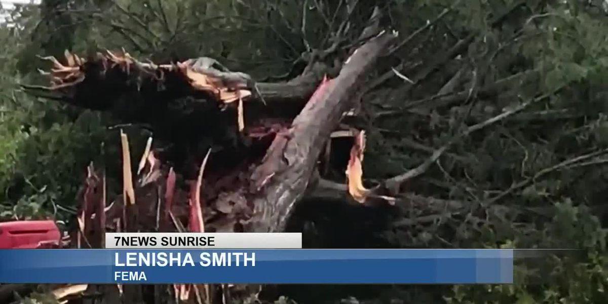 Sunrise Interview: FEMA representative Lenisha Smith - Sept. 16, 2020