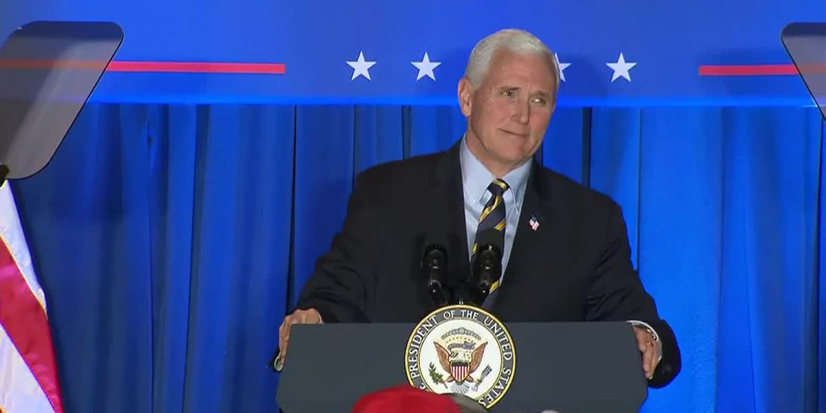 Mike Pence to take lead on coronavirus