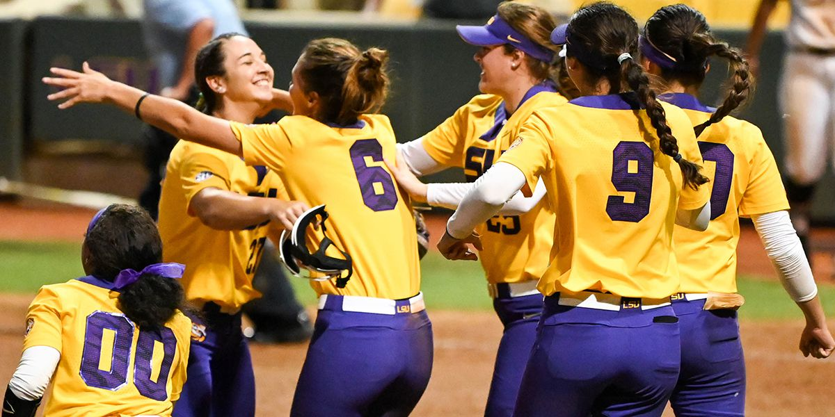 LSU softball wins Baton Rouge Regional, advances to Super Regional