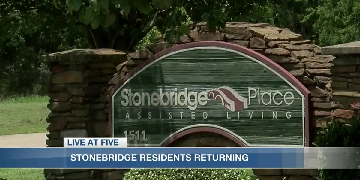 Stonebridge Place looks to get residents back home
