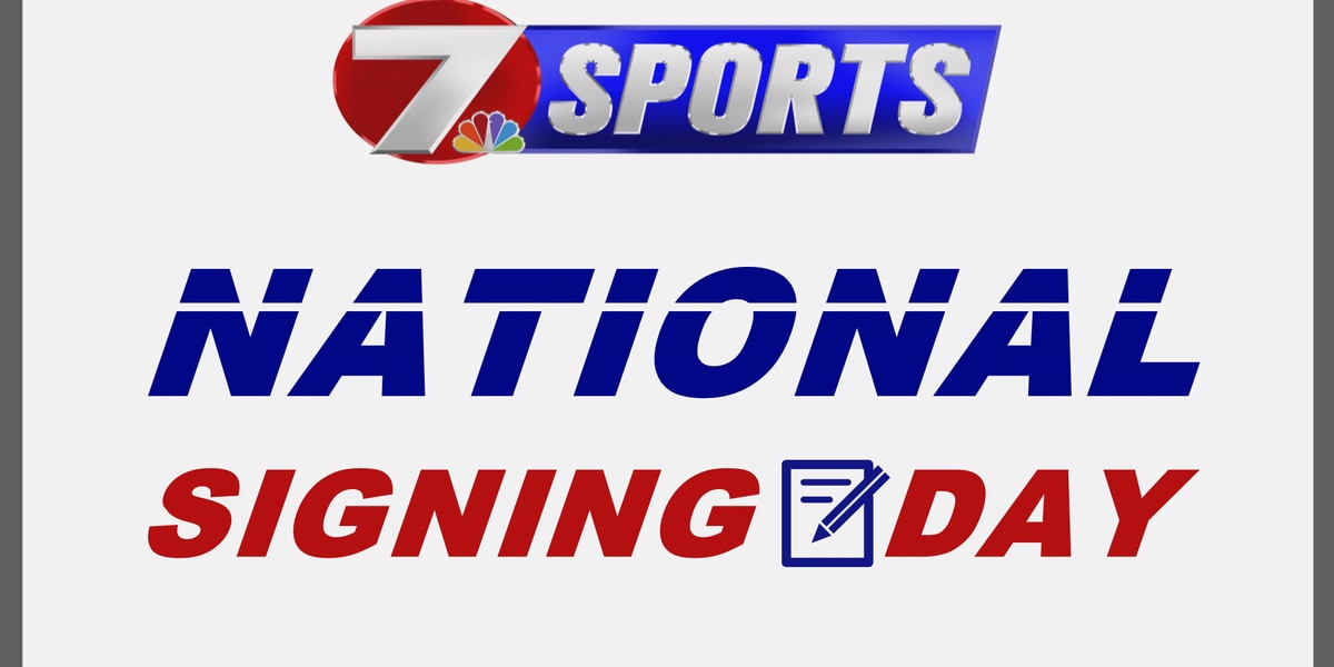 Local 2018 athletes sign on National Signing Day