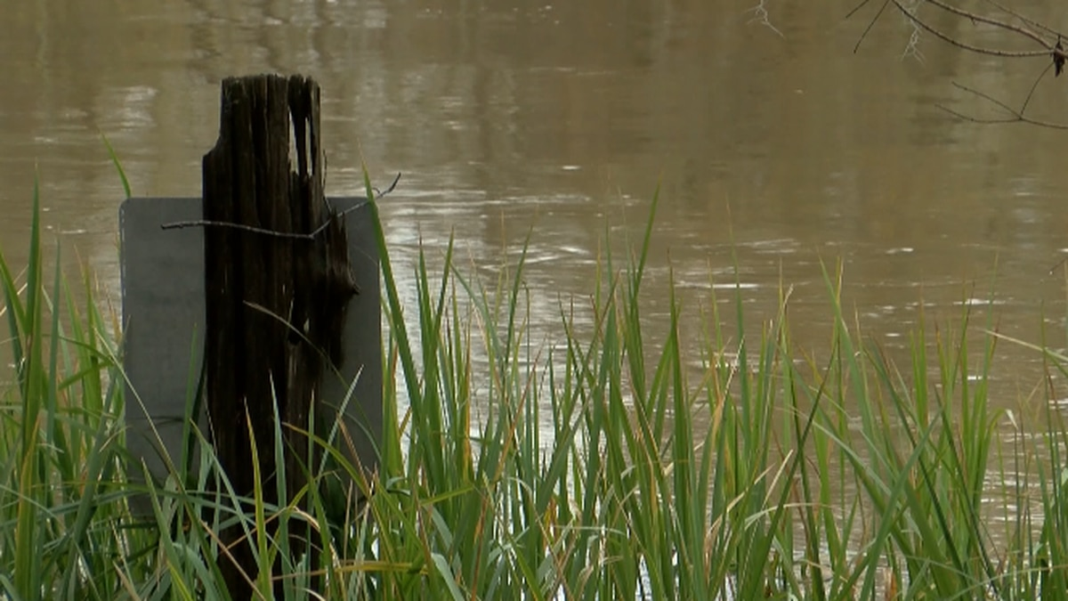 Officials: River flooding making for dangerous swimming conditions